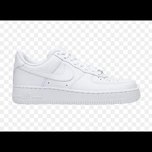 Nike Air Force 1 'white'